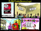 Cartoonist Mike Luckovich  Mike Luckovich's Editorial Cartoons 2014-01-12 joint