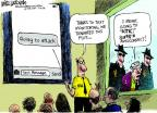Cartoonist Mike Luckovich  Mike Luckovich's Editorial Cartoons 2014-01-17 we