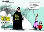 Cartoonist Mike Luckovich  Mike Luckovich's Editorial Cartoons 2014-01-26 2014