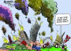 Cartoonist Mike Luckovich  Mike Luckovich's Editorial Cartoons 2014-02-25 Atlanta