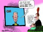 Cartoonist Mike Luckovich  Mike Luckovich's Editorial Cartoons 2014-04-16 Malaysia Airlines flight 370