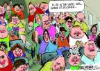 Cartoonist Mike Luckovich  Mike Luckovich's Editorial Cartoons 2014-04-23 travel