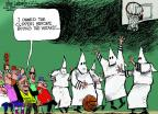 Cartoonist Mike Luckovich  Mike Luckovich's Editorial Cartoons 2014-04-29 game