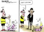 Cartoonist Mike Luckovich  Mike Luckovich's Editorial Cartoons 2014-06-17 break