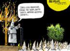 Cartoonist Mike Luckovich  Mike Luckovich's Editorial Cartoons 2014-06-19 sport