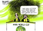 Cartoonist Mike Luckovich  Mike Luckovich's Editorial Cartoons 2014-06-25 game
