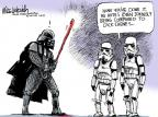 Cartoonist Mike Luckovich  Mike Luckovich's Editorial Cartoons 2014-07-18 anger