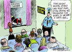 Mike Luckovich  Mike Luckovich's Editorial Cartoons 2014-07-25 capital punishment