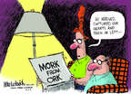 Cartoonist Mike Luckovich  Mike Luckovich's Editorial Cartoons 2014-08-13 obituary