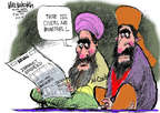 Cartoonist Mike Luckovich  Mike Luckovich's Editorial Cartoons 2014-08-21 James