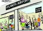 Cartoonist Mike Luckovich  Mike Luckovich's Editorial Cartoons 2015-06-04 Atlanta