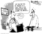 Cartoonist Mike Luckovich  Mike Luckovich's Editorial Cartoons 2005-10-11 Major League Baseball