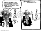 Cartoonist Mike Luckovich  Mike Luckovich's Editorial Cartoons 2006-01-15 agreement