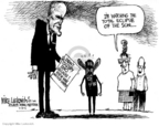 Cartoonist Mike Luckovich  Mike Luckovich's Editorial Cartoons 2006-03-30 happen