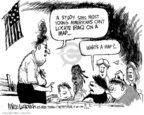 Cartoonist Mike Luckovich  Mike Luckovich's Editorial Cartoons 2006-05-03 American