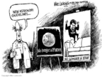 Cartoonist Mike Luckovich  Mike Luckovich's Editorial Cartoons 2006-08-25 science