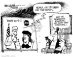 Cartoonist Mike Luckovich  Mike Luckovich's Editorial Cartoons 2006-09-12 9-11-01