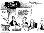 Cartoonist Mike Luckovich  Mike Luckovich's Editorial Cartoons 2007-01-26 manager
