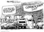 Cartoonist Mike Luckovich  Mike Luckovich's Editorial Cartoons 2007-05-30 2007