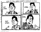 Cartoonist Mike Luckovich  Mike Luckovich's Editorial Cartoons 2007-07-25 before