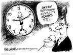 Cartoonist Mike Luckovich  Mike Luckovich's Editorial Cartoons 2007-09-26 2001