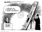 Cartoonist Mike Luckovich  Mike Luckovich's Editorial Cartoons 2007-11-02 before