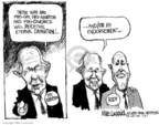 Cartoonist Mike Luckovich  Mike Luckovich's Editorial Cartoons 2007-11-08 abortion