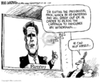 Cartoonist Mike Luckovich  Mike Luckovich's Editorial Cartoons 2008-02-08 2008 primary