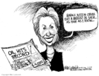Cartoonist Mike Luckovich  Mike Luckovich's Editorial Cartoons 2008-03-13 2008 primary