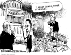 Cartoonist Mike Luckovich  Mike Luckovich's Editorial Cartoons 2008-04-24 anger