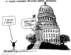Cartoonist Mike Luckovich  Mike Luckovich's Editorial Cartoons 2008-07-10 branch