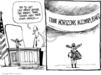 Cartoonist Mike Luckovich  Mike Luckovich's Editorial Cartoons 2008-07-22 before