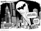 Cartoonist Mike Luckovich  Mike Luckovich's Editorial Cartoons 2008-07-25 summer