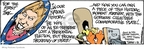 Cartoonist Bruce Tinsley  Mallard Fillmore 2009-01-30 collectible