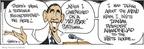 Cartoonist Bruce Tinsley  Mallard Fillmore 2009-03-17 2008 election