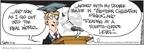 Comic Strip Bruce Tinsley  Mallard Fillmore 2009-05-19 knowledge