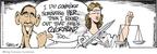 Comic Strip Bruce Tinsley  Mallard Fillmore 2009-06-16 find out