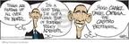 Comic Strip Bruce Tinsley  Mallard Fillmore 2009-07-02 heat