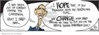 Cartoonist Bruce Tinsley  Mallard Fillmore 2009-08-27 2008 election