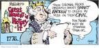 Cartoonist Bruce Tinsley  Mallard Fillmore 2009-10-04 1776