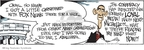 Comic Strip Bruce Tinsley  Mallard Fillmore 2009-11-10 get even