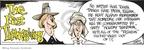 Comic Strip Bruce Tinsley  Mallard Fillmore 2009-11-26 someday