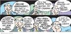 Cartoonist Bruce Tinsley  Mallard Fillmore 2010-02-07 cheese