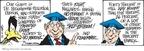 Cartoonist Bruce Tinsley  Mallard Fillmore 2010-02-26 40 percent