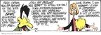 Cartoonist Bruce Tinsley  Mallard Fillmore 2010-03-02 2008