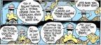 Cartoonist Bruce Tinsley  Mallard Fillmore 2013-03-10 2013