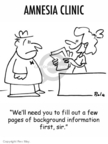 Cartoonist Rex May  Rex May Gag Cartoons 2007-08-04 nurse