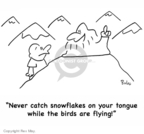 Cartoonist Rex May  Rex May Gag Cartoons 2007-11-14 catch
