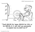 Cartoonist Rex May  Rex May Gag Cartoons 2008-03-08 $29.95
