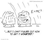Cartoonist Rex May  Rex May Gag Cartoons 2008-07-10 science